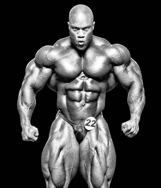 Phil Heath Latest Pictures