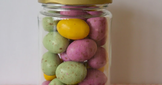 Easter Bunny Treat Jar How To...