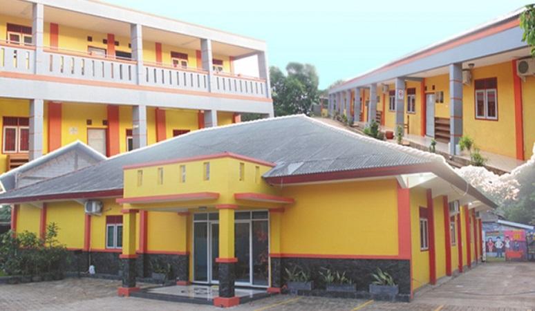 Gedung Universitas Bhakti Kencana, Bandung.