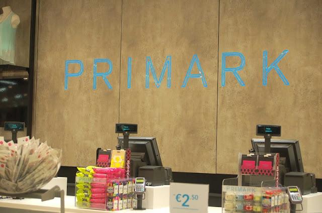 Localização das lojas Primark em Berlim