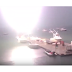 registra el preciso momento en que un rayo impacta contra una embarcación en Boston (video)