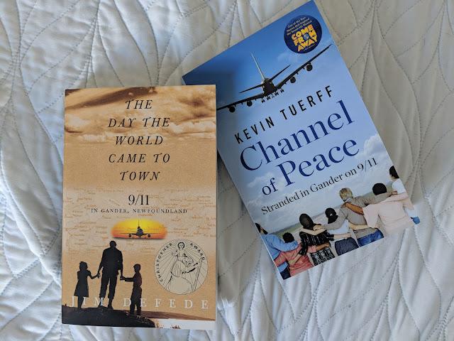 September 11 books Gander Newfoundland