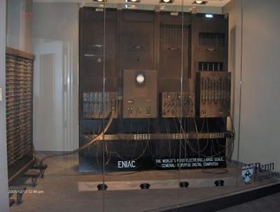 contoh komputer generasi pertama  komputer generasi pertama sampai sekarang