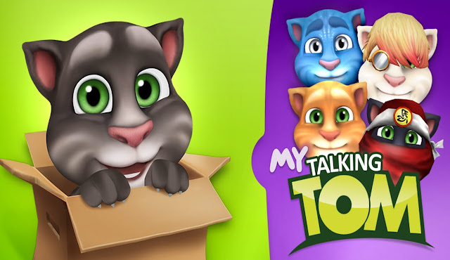 Download My Talking Tom Games