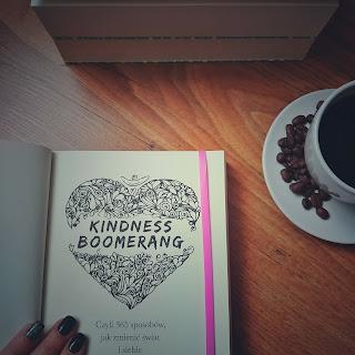 [ZAPOWIEDŹ] Kindness boomerang - Orly Wahba