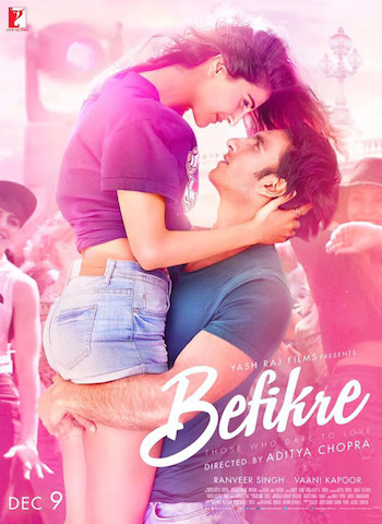 Befikre 2016 Hindi pDVDRIp XviD 700MB