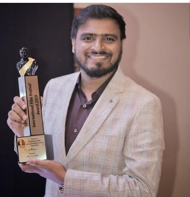 (Dadasaheb falke international film festival Award 2019 )
