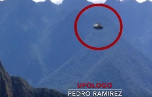 Avvistamento UFO in Perù