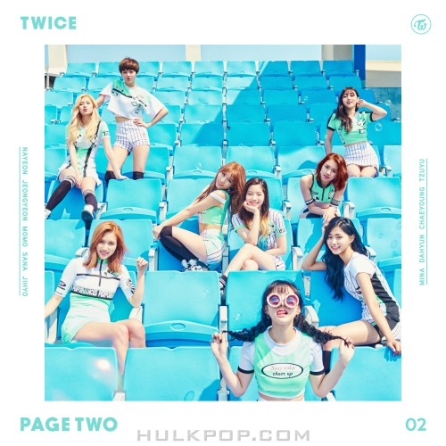 TWICE – PAGE TWO – EP (FLAC + ITUNES PLUS AAC M4A)