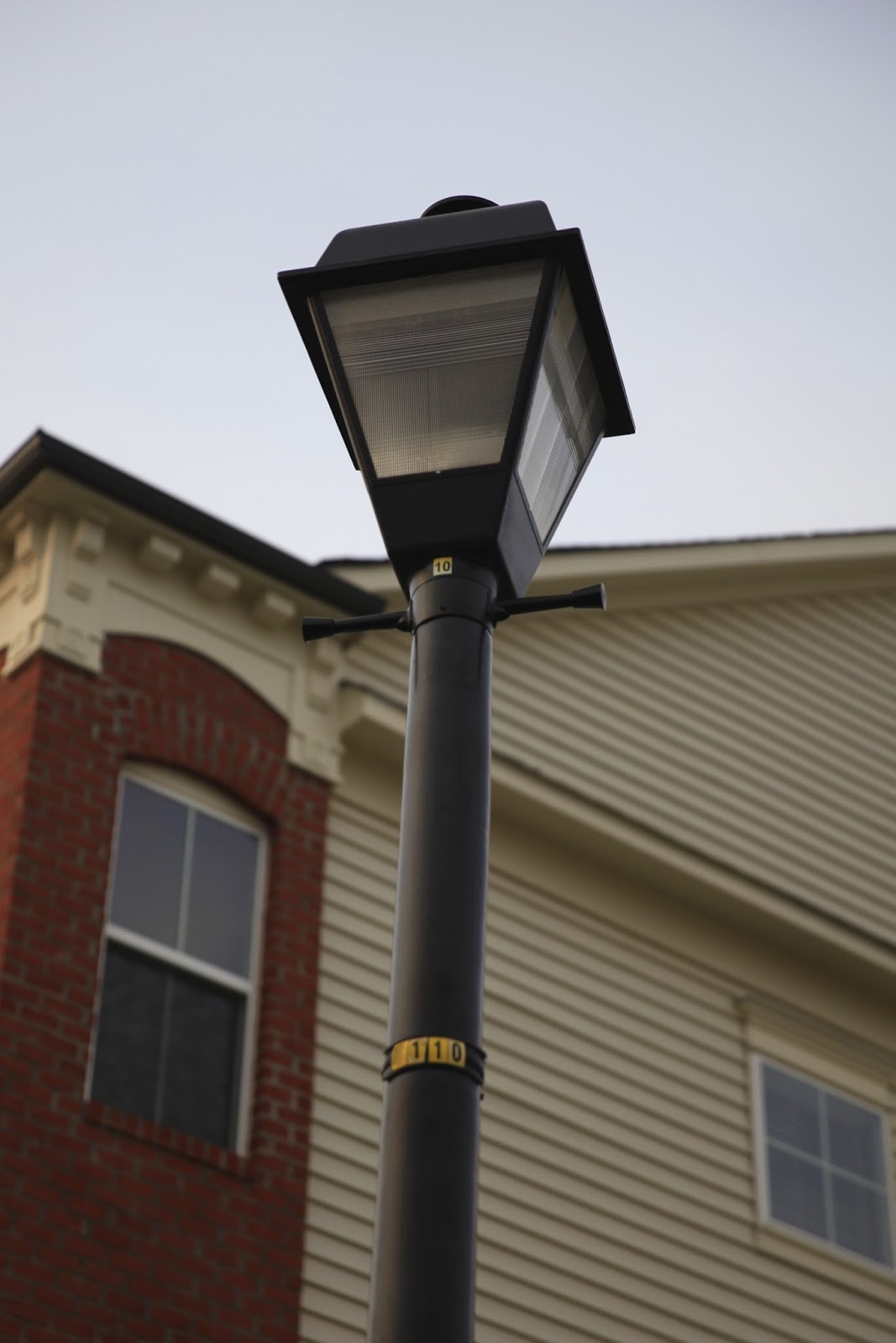 Report Street Light Out