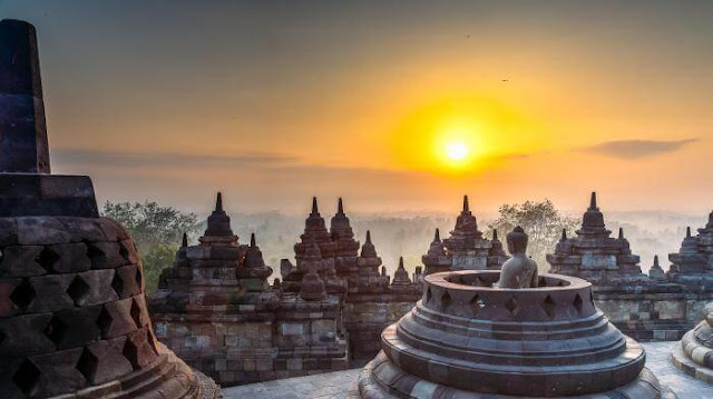 Borobudur Temple in Indonesia The Greatest Buddhist Monuments