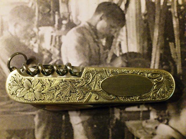 Mario S Swiss Army Knives Victorinox Anniversary Spartan