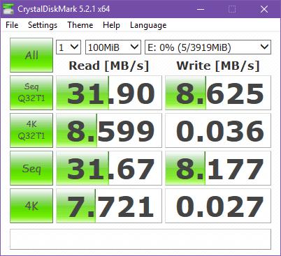 كيفية قياس سرعة الفلاش الخاص بك(USB).!