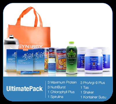 Harga Paket Smart Detox Ultimate Pack