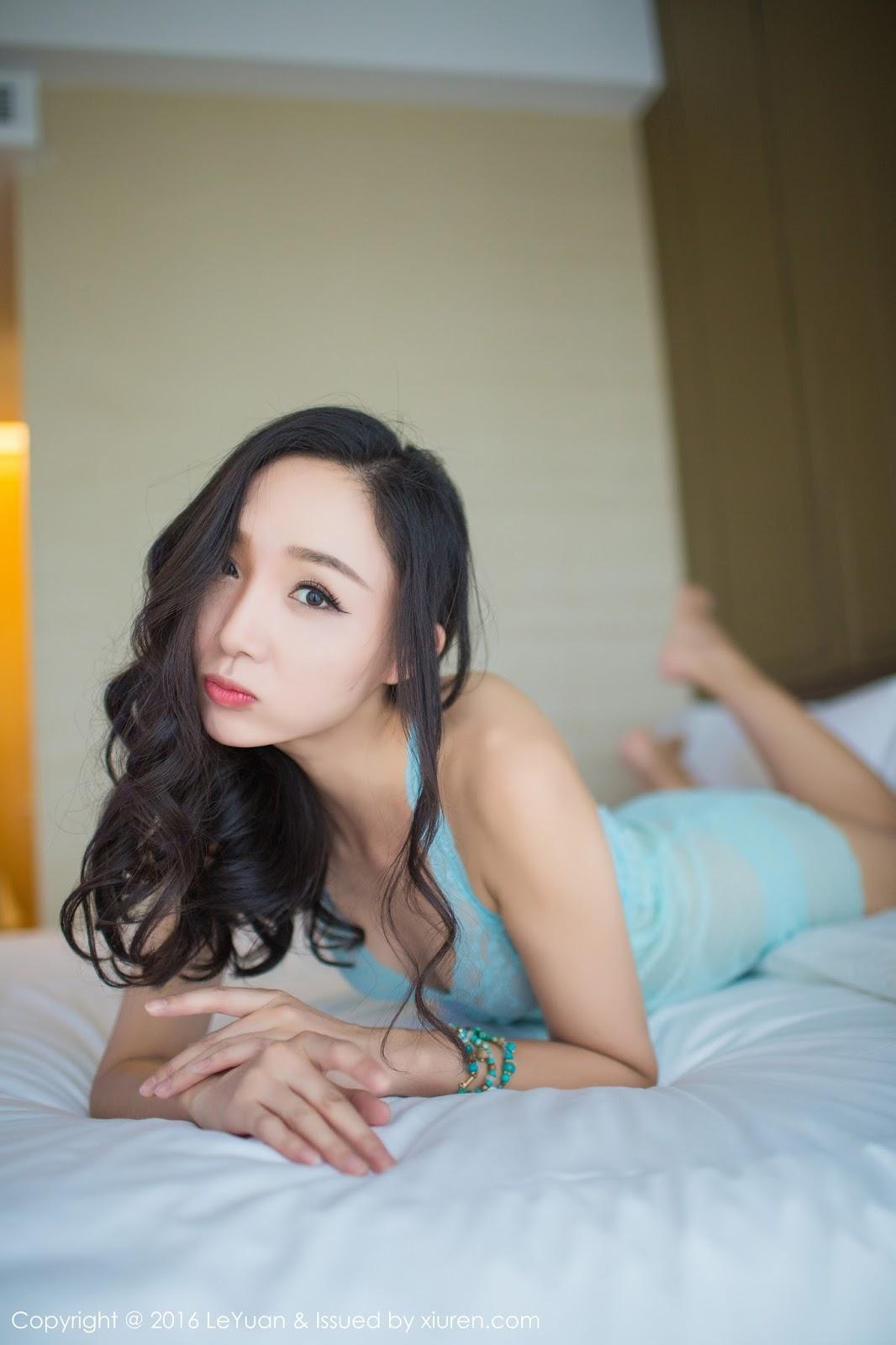 LeYuan - Vol.009 Maggie (49 pics)