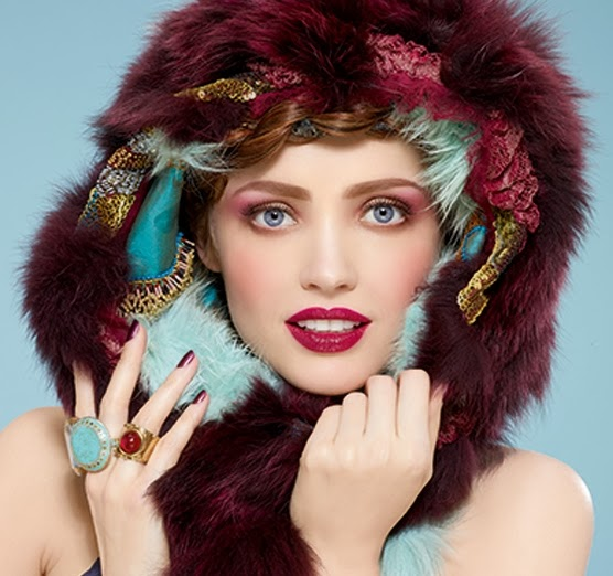 Artic Chic: Bourjois se viste de burdeos