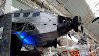 Junkers 52 im Technikmuseum Speyer