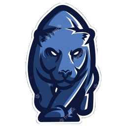 logo jaguar hitam
