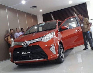 Harga Toyota Calya