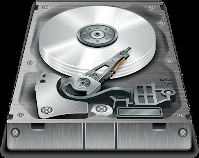 Gambar Hard Disk Komputer