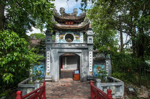 templo de Ngoc Son