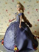 Tarta Rapunzel (Siempredulces)