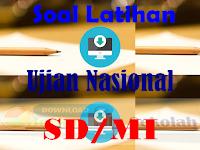 Kumpulan Soal Ujian Nasional SD 2018 Plus Kunci Jawaban - Berkas File Sekolah