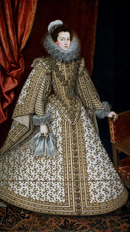 La reina desdichada, Isabel de Borbón (1602-1644)