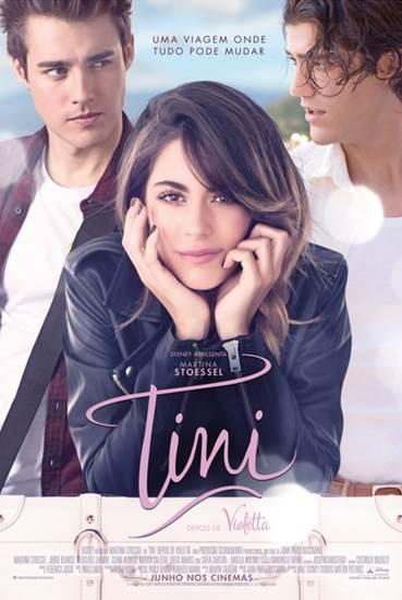 Capa Tini: Depois de Violetta Torrent 720p 1080p 4k Dublado Baixar