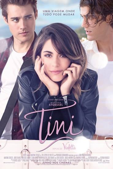 Tini: Depois de Violetta (2016)