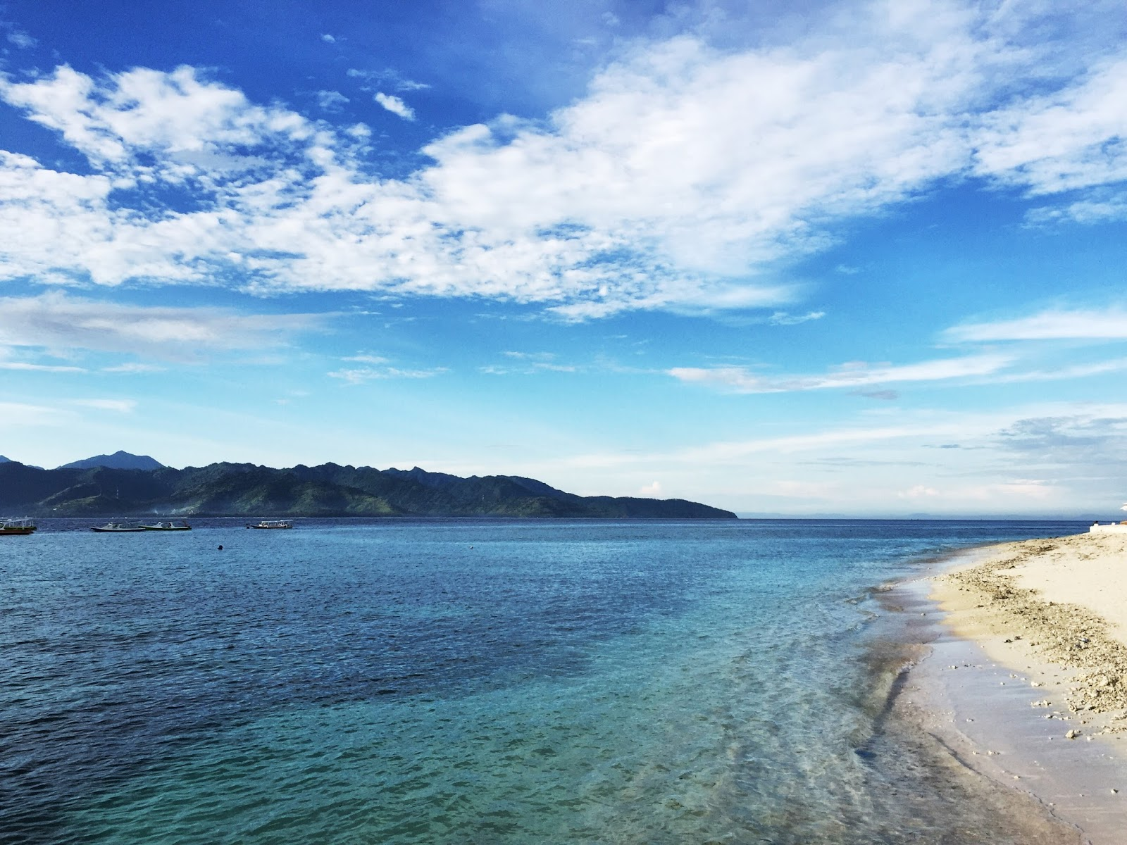 Gili Trawangan Lombok Review