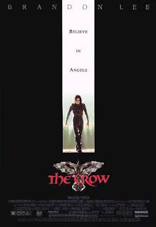 El cuervo_películas románticas para ver en Halloween