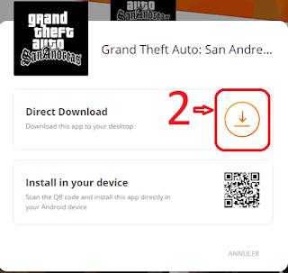 تحميل لعبة gta san andreas للاندرويد مجانا بدون ملف data و opp