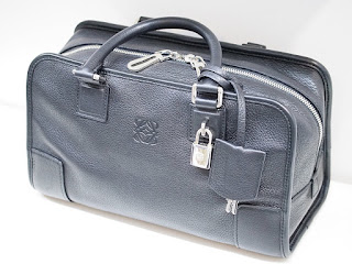 LOEWE ロエベ アマゾナハンドバッグを査定し お買い取り致しました