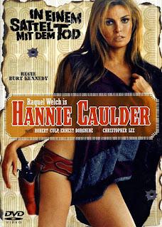 Raquel Welch in Hannie Caulder จังโก้สาว อีสาวปืนดุ