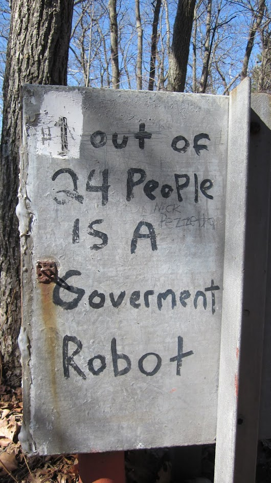 Government Robots