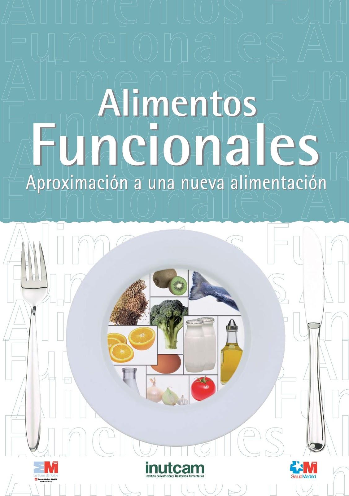 Alimentos funcionales: Aproximación a una nueva alimentación – INUTCAM