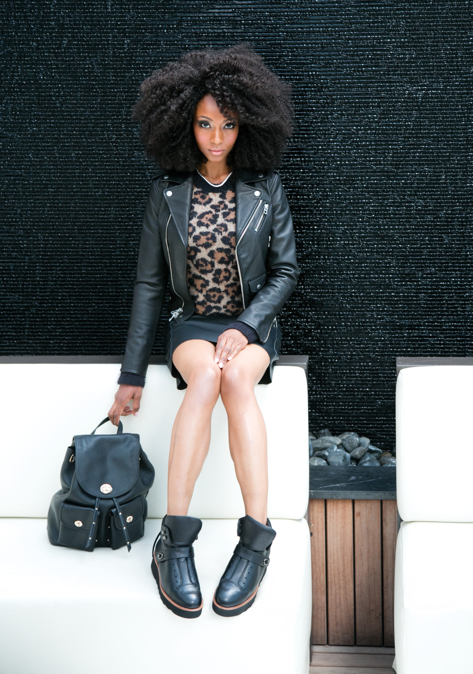 Afrolistas and the City™: Gaga For Yaya: Actress Yaya ...