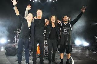 15 Lagu Metal Terbaik Metallica yang Bagus
