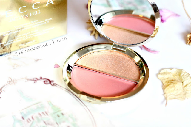 Becca x Jaclyn Hill Champagne Split Champagne Pop / Flower Child