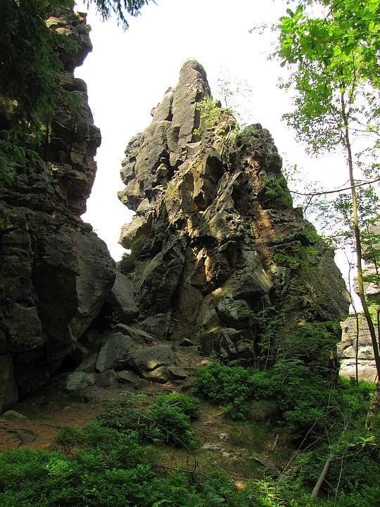 Große Felsengasse