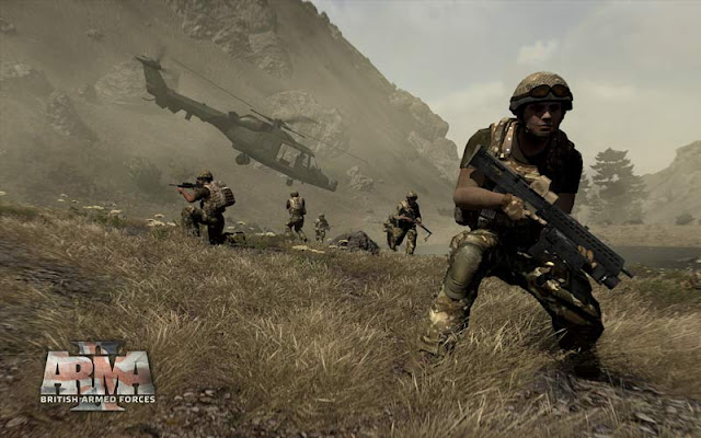 ArmA 2 Reinforcements PC Full Version Screenshot 2