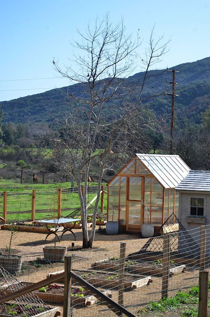 Patina Farm Vegetable Garden Ojai California