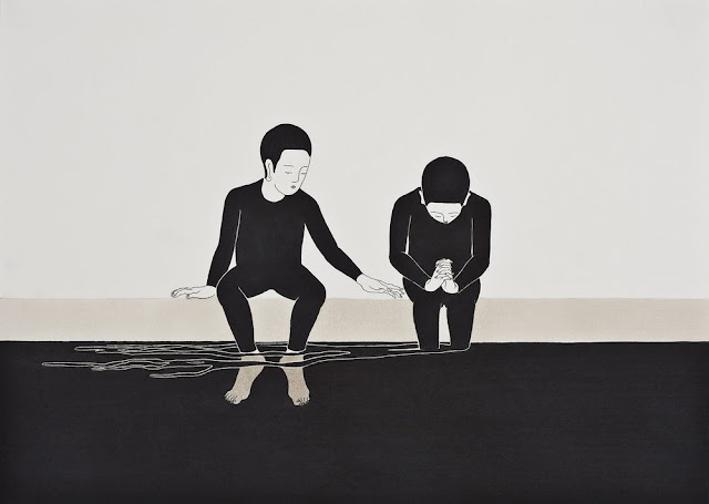 "Moonassi - ""I want to be like I wasn't there"" - 2009 