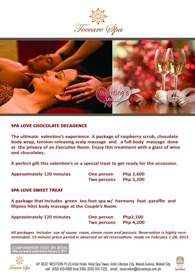 Spa Massage Room Day Spas