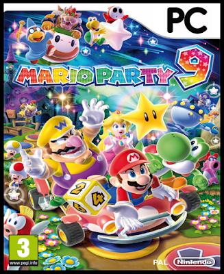 Mario Party 9 PC Full Español