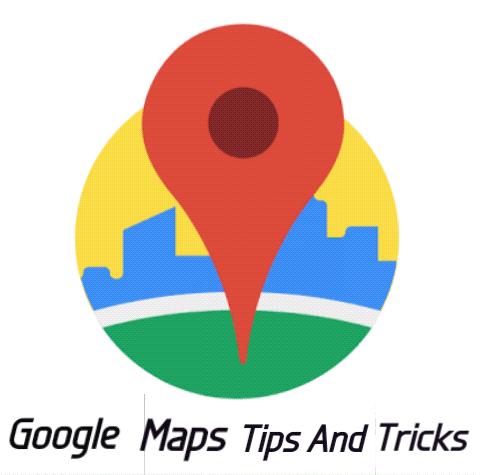 on 5google maps