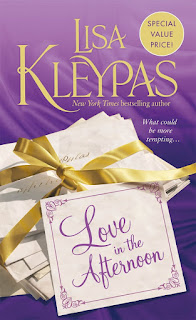 Book Review: Love in the Afternoon (The Hathaways #5) by Lisa Kleypas | About That Story