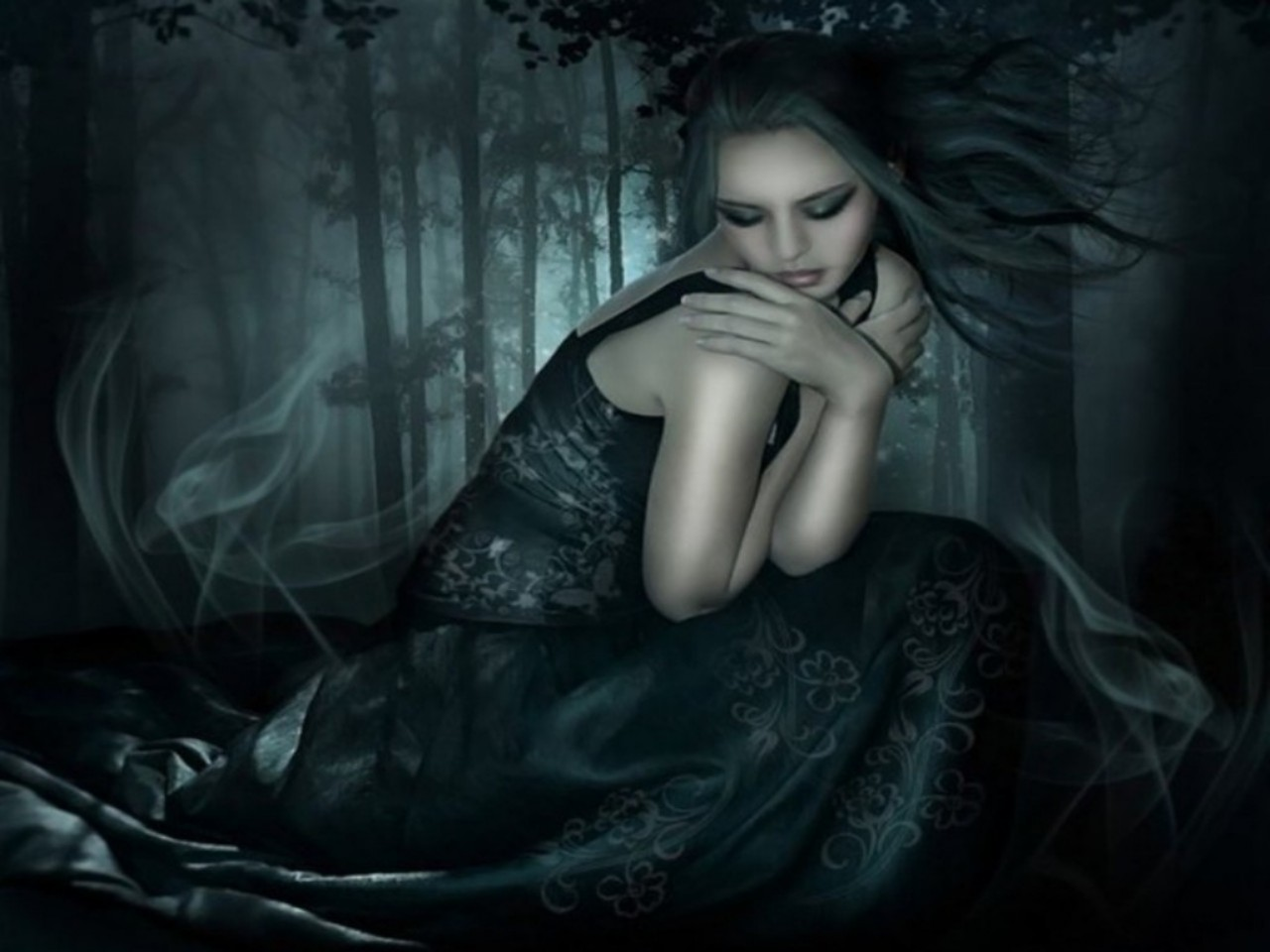 Beautiful Gothic Wallpapers: Gothic & Dark Wallpapers