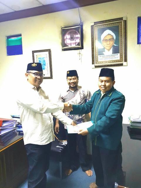 Alhamdulillah, PBNU Berikan Bantuan Mobil untuk Gerakan Bersih Bersih Masjid